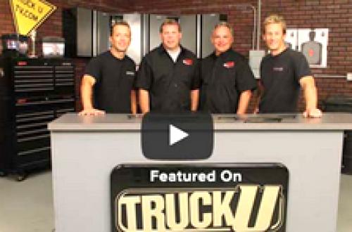 Featured on TruckU TV