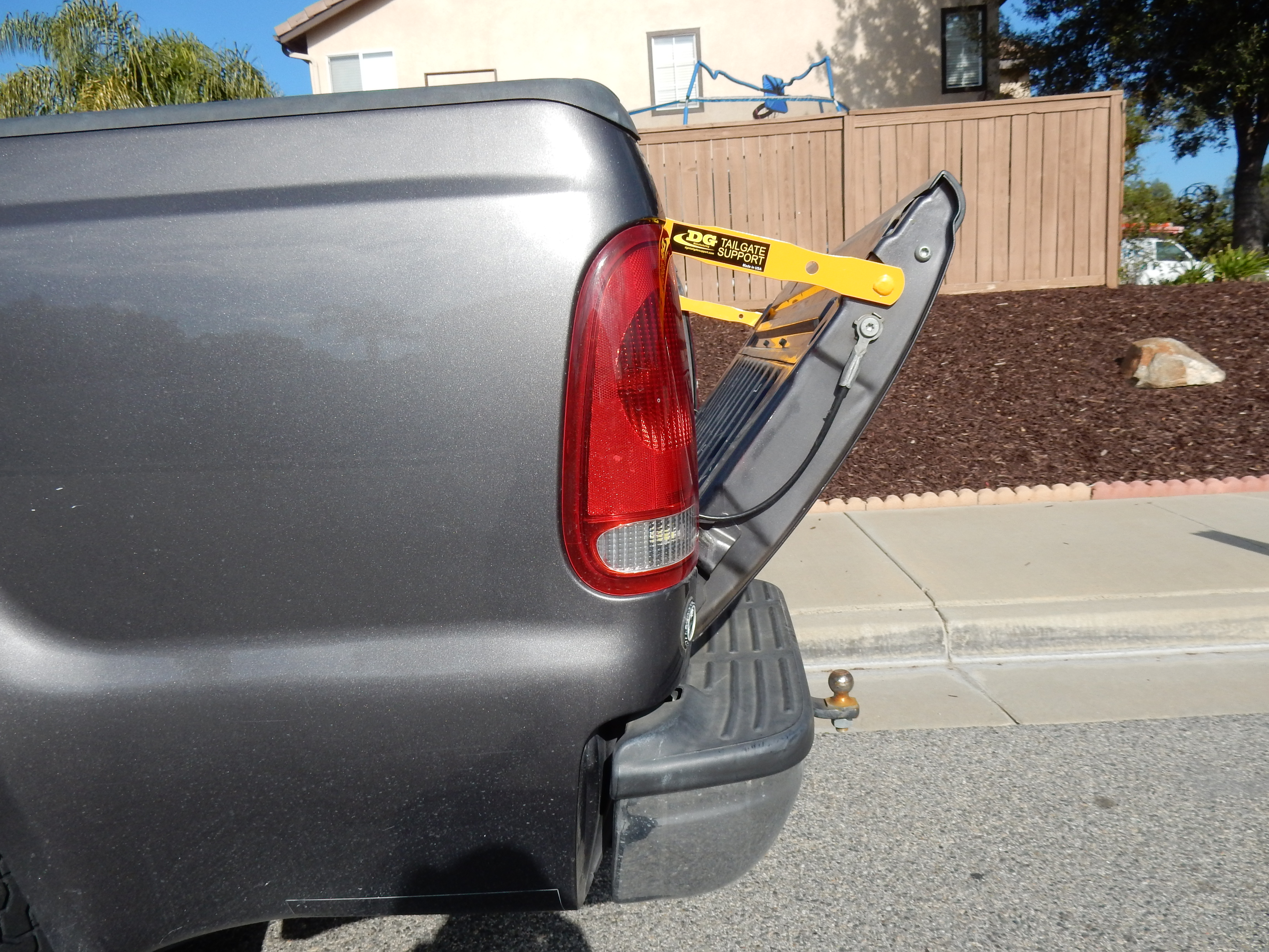 13 Quot Tailgate Support Bars For Ford F 150 Dg
