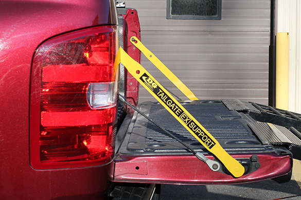 Full Size Tailgate Ex Support Bars For Dodge Dakota Dg