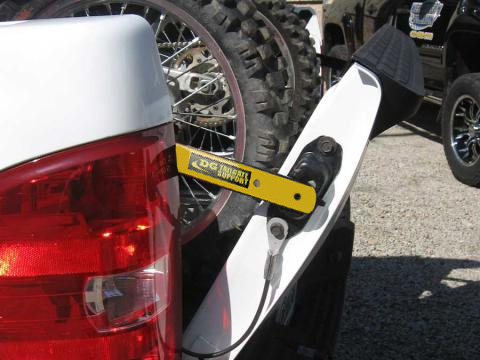 "10"" Tailgate Support Bars for Chevrolet/GMC Full Size 1500 ..."