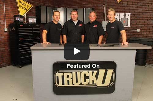 Featured on TRUCK-U